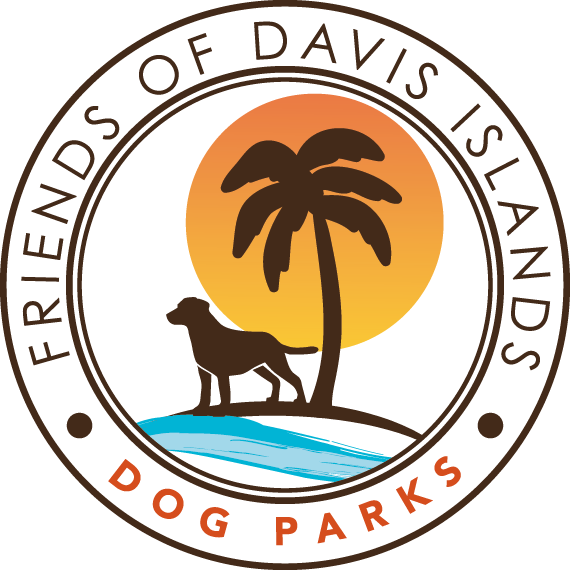 Friends of Davis Islands Dog Parks Logo 2