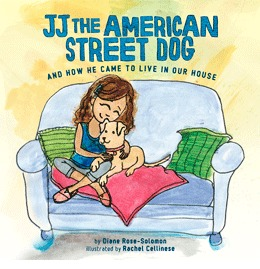 JJ The American Street Dog